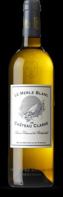 Le Merle Blanc<br> de Château Clarke