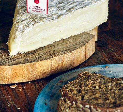 UN Brie de MEAUX FERMIER AOP